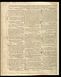 Supplement To The Royal Gazette